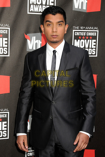 TIM KASH .at The16th Annual Critics' Choice Movie Awards held at The Hollywood Palladium in Hollywood, California, USA, January 14th, 2011..half length grey gray white shirt black suit tie .CAP/ADM/BP.©Byron Purvis/AdMedia/Capital Pictures.
