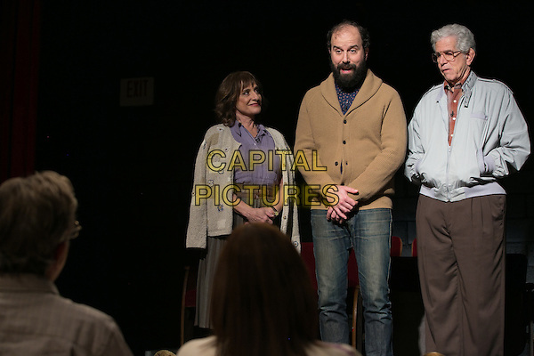 Dinner with Family with Brett Gelman and Brett Gelman's Family (2015)  <br /> Brett Gelman, Patti Lu Pone, Tony Roberts<br /> *Filmstill - Editorial Use Only*<br /> CAP/KFS<br /> Image supplied by Capital Pictures