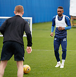 260419 Rangers training