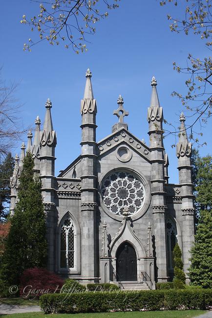 Mt. Auburn Cemetery, Cambridge, MA, Chapel