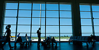 Montego Bay International Airport. Friday, October 17, 2008.