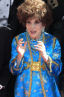 LOS ANGELES - FEB 1:  GIna Lollobrigida at the Gina Lollobrigida Star Ceremony on the Hollywood Walk of Fame on February 1, 2018 in Los Angeles, CA