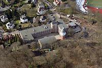 Luisen Gymnasium Bergedorf : EUROPA, DEUTSCHLAND, HAMBURG, (EUROPE, GERMANY), 24.02.2018: Luisen Gymnasium Bergedorf