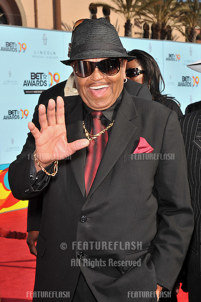 Joe Jackson at the 2009 BET Awards (Black Entertainment Television) at the Shrine Auditorium..June 28, 2009  Los Angeles, CA.Picture: Paul Smith / Featureflash