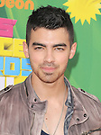 Joe Jonas attends The 24th Annual Kids' Choice Awards held at USC's Galen Center in Los Angeles, California on April 02,2011                                                                               © 2010 DVS / Hollywood Press Agency