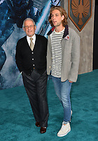Ron Meyer &amp; Eli Meyer at the Global premiere for &quot;Pacific Rim Uprising&quot; at the TCL Chinese Theatre, Los Angeles, USA 21 March 2018<br /> Picture: Paul Smith/Featureflash/SilverHub 0208 004 5359 sales@silverhubmedia.com