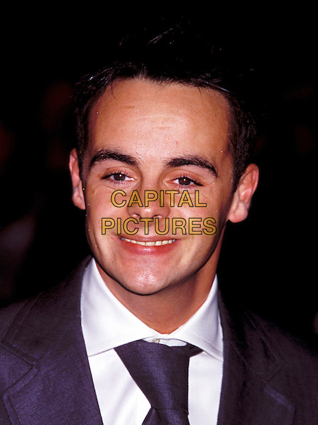 ANTHONY MCPARTLIN.ant n dec.Ref: 11163.www.capitalpictures.com.sales@capitalpictures.com.©Capital Pictures