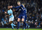 Eric Dier of Tottenham Hotspur during the premier league match at the Etihad Stadium, Manchester. Picture date 16th December 2017. Picture credit should read: Robin ParkerSportimage