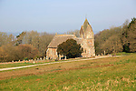Church of Saint Anne, Bowden Hill, Lacock, Wiltshire, England, UK built 1856-7