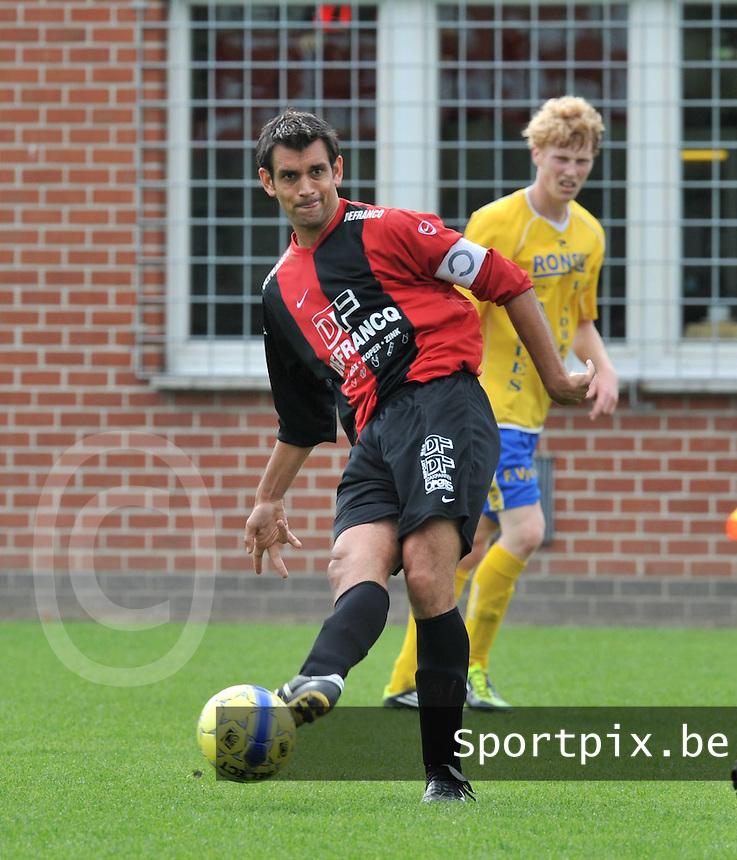 Winkel Sport : Robin De Leu.foto VDB / BART VANDENBROUCKE