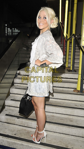 LONDON, ENGLAND - JULY 16: Amelia Lily attends the Attitude Magazine's World Sexiest Men 2014 summer party, The Paramount Club, 31st floor, Centre Point, New Oxford St., on Wednesday July 16, 2014 in London, England, UK. <br /> CAP/CAN<br /> &copy;Can Nguyen/Capital Pictures