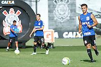 TREINO CORINTHIANS - SAO PAULO, 21 DE JANEIRO DE 2014 -  O jogador Uendel durante o treino de hoje,  no Ct. Dr. Joaquim grava, na zona leste da capital. foto: Paulo Fischer/Brazil Photo Press.
