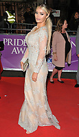 Chloe Sims at the Pride of Britain Awards 2017, Grosvenor House Hotel, Park Lane, London, England, UK, on Monday 30 October 2017.<br /> CAP/CAN<br /> &copy;CAN/Capital Pictures /MediaPunch ***NORTH AND SOUTH AMERICAS ONLY***
