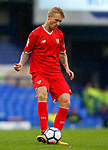 Sevilla's Simon Kjaer during the pre season friendly match at Goodison Park Stadium, Liverpool. Picture date 6th August 2017. Picture credit should read: Paul Thomas/Sportimage