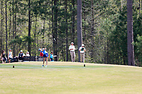 Catherina Don (ITA) on the 9th during the second round of the Augusta National Womans Amateur 2019, Champions Retreat, Augusta, Georgia, USA. 04/04/2019.<br /> Picture Fran Caffrey / Golffile.ie<br /> <br /> All photo usage must carry mandatory copyright credit (&copy; Golffile | Fran Caffrey)