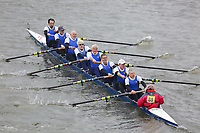 Crew: 60   Danske Studenters Roklub (DK)   MasE.8+<br /> <br /> Veterans' Head of the River Race 2018<br /> <br /> To purchase this photo, or to see pricing information for Prints and Downloads, click the blue 'Add to Cart' button at the top-right of the page.