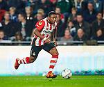Nederland, Eindhoven, 27 oktober 2015<br /> KNVB Beker<br /> Seizoen 2015-2016<br /> PSV-Genemuiden<br /> Steven Bergwijn van PSV