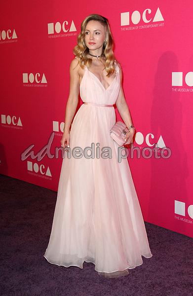 29 April 2017 - Los Angeles, California - Nikita Kahn. 2017 MOCA Gala held at The Geffen Contemporary at MOCA. Photo Credit: AdMedia