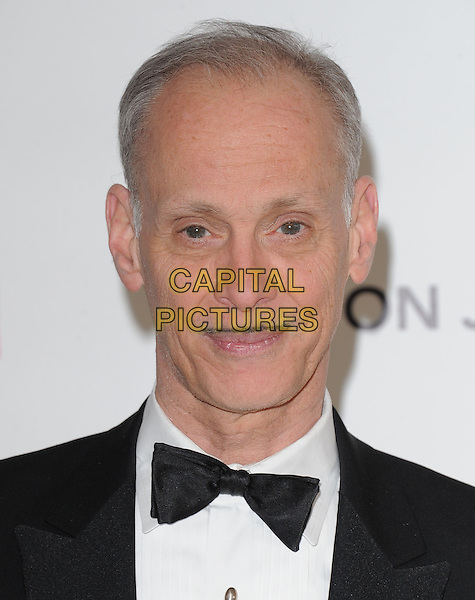 JOHN WATERS .at the 19th Annual Elton John AIDS Foundation Academy Awards Viewing Party held at The Pacific Design Center Outdoor Plaza in West Hollywood, California, USA, February 27th 2011..oscars portrait headshot black bow tie moustache mustache facial hair .CAP/RKE/DVS.©DVS/RockinExposures/Capital Pictures.