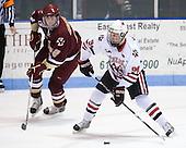 (Dumoulin) Tyler McNeely (Northeastern - 94) - The Northeastern University Huskies defeated the Boston College Eagles 3-2 on Friday, February 19, 2010, at Matthews Arena in Boston, Massachusetts.