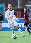 V&auml;llingby 2014-03-30 Fotboll Allsvenskan IF Brommapojkarna - Kalmar FF :  <br /> Kalmars Sebastian Andersson <br /> (Foto: Kenta J&ouml;nsson) Nyckelord:  BP Brommapojkarna Grimsta Kalmar KFF portr&auml;tt portrait