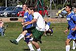 Photograph from the 2009 Mt. Rainier Lutheran High School soccer season.