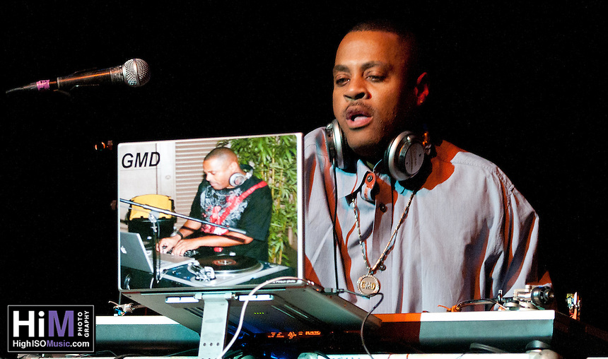 GMD at Legends of Hip Hop in New Orleans.