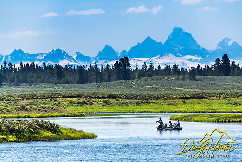 Fly-fishing the Henry's Fork of the Snake River