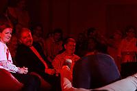 SÃO PAULO, SP, 18.01.2018: LULA-SP - O ex-presidente Luiz Inácio Lula da Silva (PT), participa de ato que reúne artistas e intelectuais na Casa de Portugal, na capital paulista, em defesa da democracia e do direito de Lula ser candidato, nesta quinta-feira, 18. (Foto: Fábio Vieira/FotoRua)