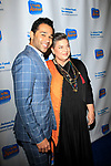 LOS ANGELES - DEC 5: Corbin Bleu, Mindy Cohn at The Actors Fund's Looking Ahead Awards at the Taglyan Complex on December 5, 2017 in Los Angeles, California