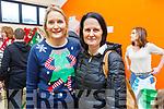 Agnes Sheehy and Fiona Reidy at the Gaeil Scoil Mhic Easmainn Food fair in the school on Sunday