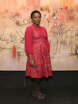 Antoinette Nwandu attends The Vineyard Theatre's Emerging Artists Luncheon at The National Arts Club on November 9, 2017 in New York City.