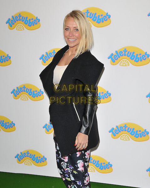 Laura Hamilton attends the Teletubbies TV series for CBeebies world premiere screening, BFI Southbank, Belvedere Road, London, England, UK, on Sunday 25 October 2015. <br /> CAP/CAN<br /> &copy;Can Nguyen/Capital Pictures