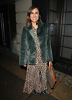 Anita Rani at the &quot;Les Miserables&quot; BAFTA TV preview, BAFTA, Piccadilly, London, England, UK, on Wednesday 05 December 2018.<br /> CAP/CAN<br /> &copy;CAN/Capital Pictures
