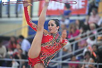 Neta Rivkin of Israel performs  at 2010 Grand Prix Marbella at San Pedro Alcantara, Spain on May 15, 2010. Neta placed 14th AA at Marbella 2010. (Photo by Tom Theobald).