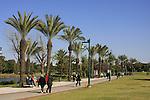 Israel, Southern Coastal Plain. The National Park in Ramat Gan