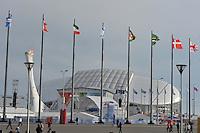 OLYMPICS: SOCHI: Olympic Park, 09-02-2014, Fisht Olympic Stadium, ©foto Martin de Jong