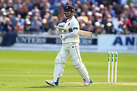 Ryan ten Doeschate of Essex leaves the field having been dismissed for 88 during Yorkshire CCC vs Essex CCC, Specsavers County Championship Division 1 Cricket at Scarborough CC, North Marine Road on 7th August 2017