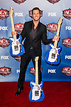 Luke Bryan in the press room at the American Country Awards 2013 at the Mandalay Bay Resort & Casino in Las Vegas, Nevada