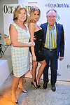 MIAMI BEACH, FL - FEBRUARY 15: Charlotte McKinney (C) with her mother and father Susan McKinney (L) and Terry McKinney (R) attend Ocean Drive Magazine Celebrates Its February Issue With Cover Star Charlotte McKinney at Byblos Miami in Royal Palm Hotel on February 15, 2017 in Miami Beach, Florida. ( Photo by Johnny Louis / jlnphotography.com )