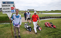 Andy Sullivan (ENG) leaving the 15th hole during Round Two of the 100th Open de France, played at Le Golf National, Guyancourt, Paris, France. 01/07/2016. Picture: David Lloyd | Golffile.<br /> <br /> All photos usage must carry mandatory copyright credit (&copy; Golffile | David Lloyd)