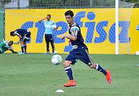 SÃO PAULO.SP. 03.04.2015 - PALMEIRAS TREINO - Egidio lateral do Palmeiras durante o treino na Academia de Futebol zona oeste na nesta sexta feira 03.  ( Foto: Bruno Ulivieri / Brazil Photo Press )