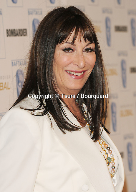Anjelica Huston -<br /> 17th Annual  Bafta / LA Britannia Awards at the Hyatt Regency Century Plaza Hotel in Los Angeles.