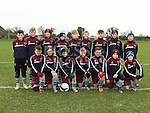 Drogheda Schoolboy league U-12 squad who played against the Midlands Schoolboy League selection at Castlemartin.Photo:Colin Bell/pressphotos.ie