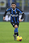 Stefano Sensi of Inter during the Coppa Italia match at Giuseppe Meazza, Milan. Picture date: 14th January 2020. Picture credit should read: Jonathan Moscrop/Sportimage
