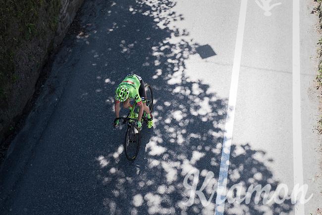 Simon Clarke (AUS/Cannondale-Drapac) <br /> <br /> 69th Crit&eacute;rium du Dauphin&eacute; 2017<br /> Stage 8: Albertville &gt; Plateau de Solaison (115km)