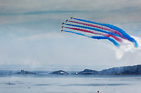 2018 06 30 Red Arrows, Wales Air Show, Swansea, UK