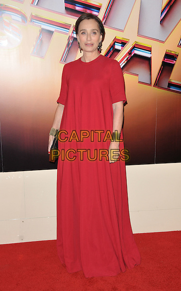 Dame Kristin Scott Thomas attends the 59th BFI London Film Festival Awards 2015, Banqueting House, Whitehall, London, England, UK, on Saturday 17 October 2015. <br /> CAP/CAN<br /> &copy;Can Nguyen/Capital Pictures