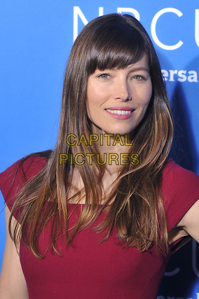NEW YORK, NY - MAY 15: Jessica Biel at the NBC Universal 2017 Upfront Presentation in New York City on May 15, 2017. <br /> CAP/MPI/PAL<br /> &copy;PAL/MPI/Capital Pictures