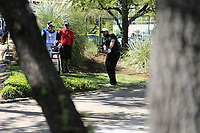 Shane Lowry (IRL) on the 7th during the 2nd round at the WGC Dell Technologies Matchplay championship, Austin Country Club, Austin, Texas, USA. 23/03/2017.<br /> Picture: Golffile | Fran Caffrey<br /> <br /> <br /> All photo usage must carry mandatory copyright credit (&copy; Golffile | Fran Caffrey)